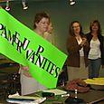 Atelier sur l'antiféminisme