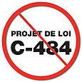 Contre le projet de loi C-484