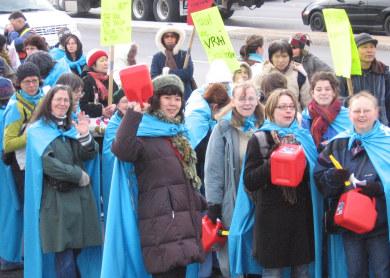 Voir les photos de la manifestation du 23 novembre