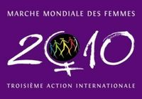 Marche mondiale des femmes 2010