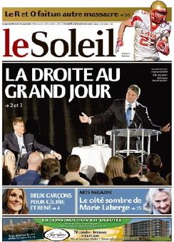 Couverture de la Marche mondiale des femmes et du Réseau Liberté-Québec - Un média de masse à gauche… ça presse!