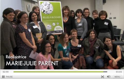 Au 1er rendez-vous des blogueuses québécoises