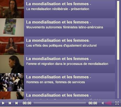 Les femmes dans la mondialisation néolibérale