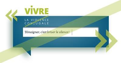 Vivre la violence conjugale