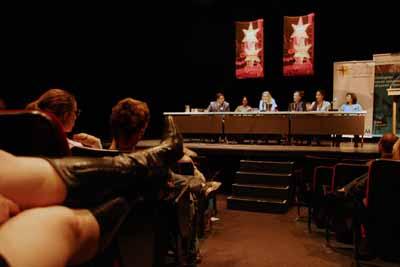 Conférence publique du 18 mai 2005