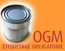 Étiquetage obligatoire des OGM