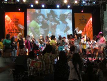 Daspu Fashion Show