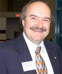 Me André-Gilles Brodeur, directeur de division au Centre communautaire juridique de l'Estrie