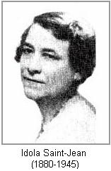 Idola Saint-Jean (1880-1945)