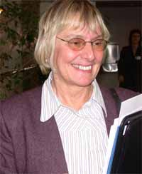 Hélène de Montigny, directrice d'Inform'Elle