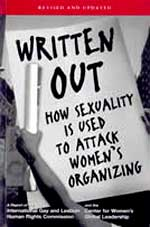 Written Out: How Sexuality is Used to Attack Women's Organizing (2005)